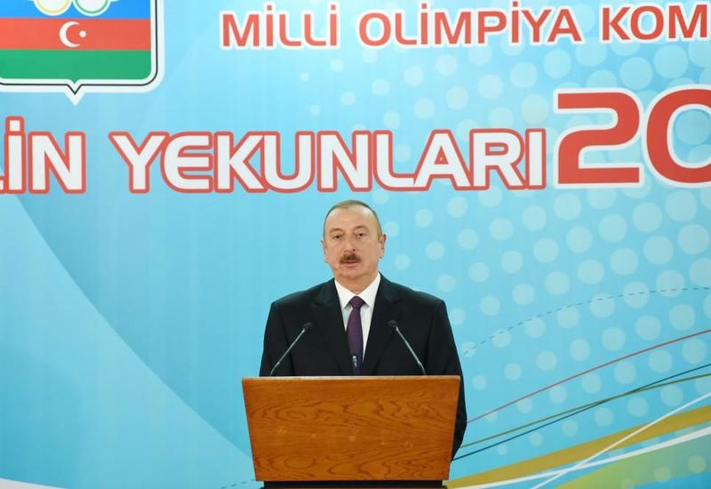 Президент Ильхам Алиев: Сегодня для решения нагорно-карабахского конфликта сложилась более благоприятная ситуация