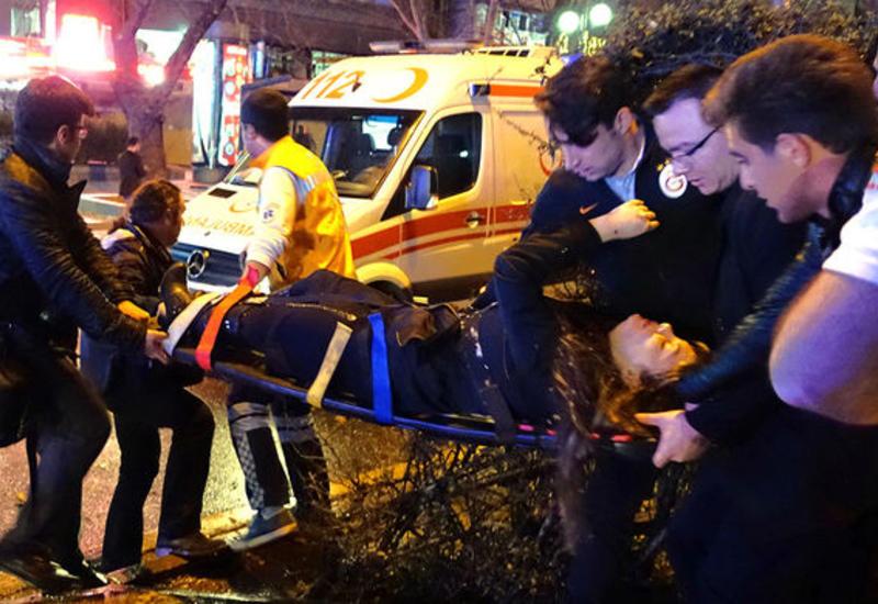 Названа причина крушения скоростного поезда в Анкаре