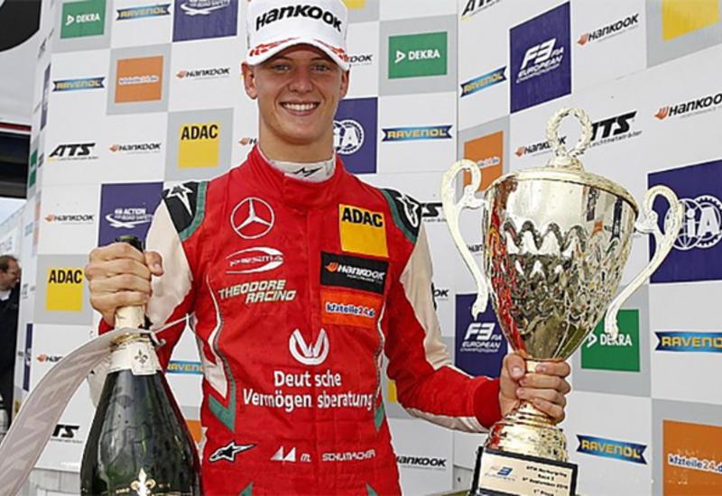 Шумахер-младший близок к подписанию контракта с Ferrari