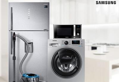 Бытовая техника от Samsung – жизнь в радость
