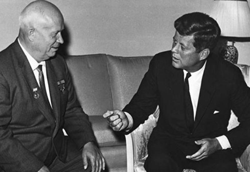 Тайны холодной войны: чтообсуждали Хрущев иКеннеди