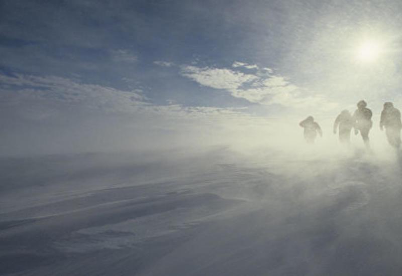 На американской станции в Антарктике нашли мертвыми двух человек