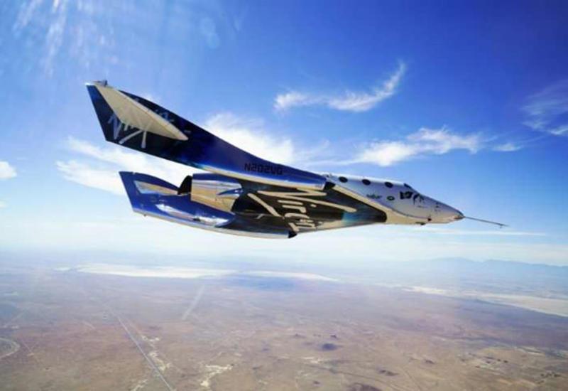 Космоплан Virgin Galactic впервые достиг «космической высоты»