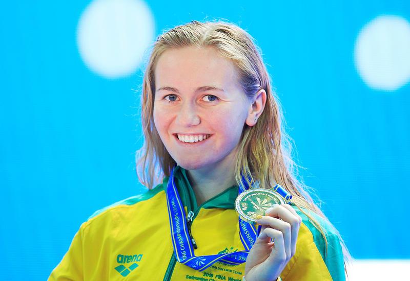 Установлен новый мировой рекорд по плаванию вольным стилем на 400 м