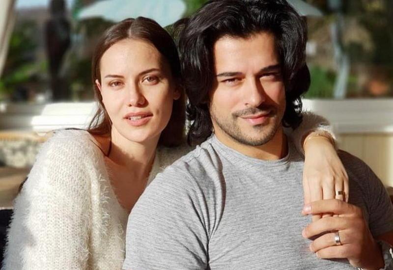 Бурак Озчивит сделал подарок беременной жене стоимостью в миллион