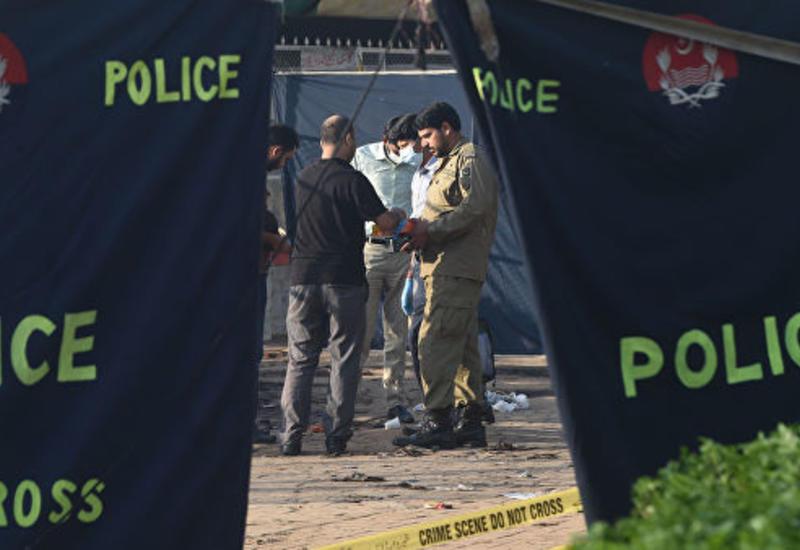 Атака на конвой в Пакистане: погибли шестеро силовиков