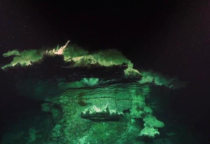 """На дне Тихого океана обнаружен невероятный мир <span class=""""color_red"""">- ВИДЕО</span>"""