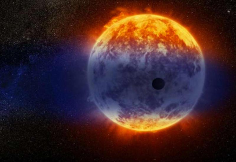 Обнаружена быстро погибающая планета