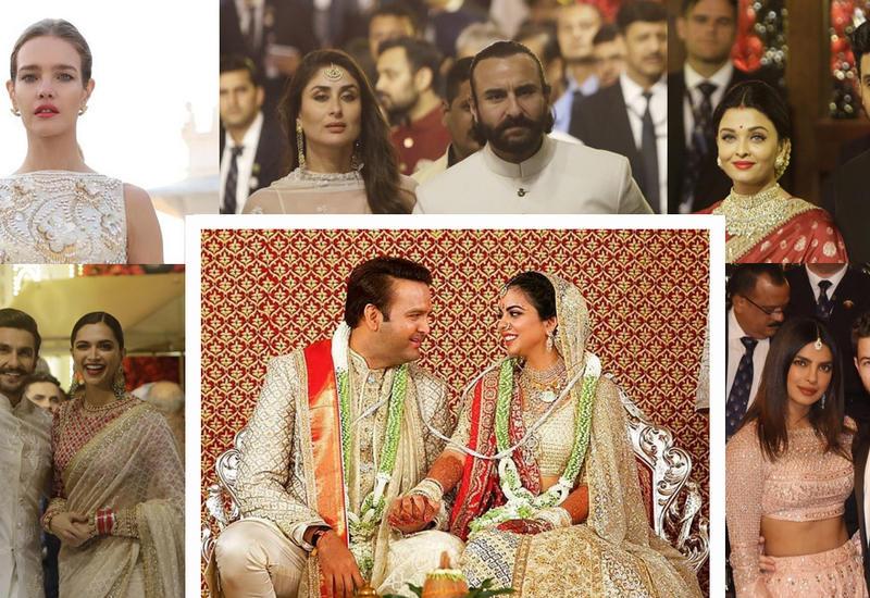 Какой была свадьба дочери самого богатого человека Индии?