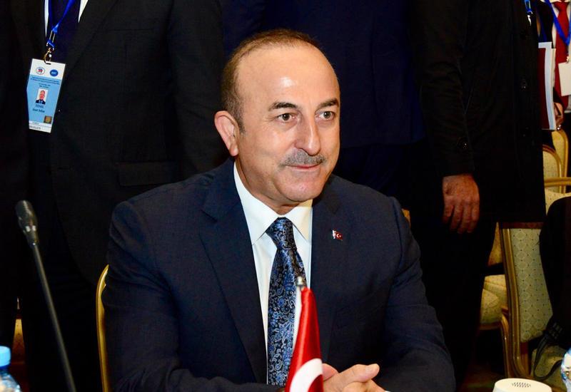 Мевлют Чавушоглу о заслугах Азербайджана в ОЧЭС