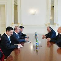 """Президент Ильхам Алиев: 2018 год был очень плодотворным с точки зрения дальнейшего укрепления азербайджано-турецких связей <span class=""""color_red"""">- ФОТО</span>"""