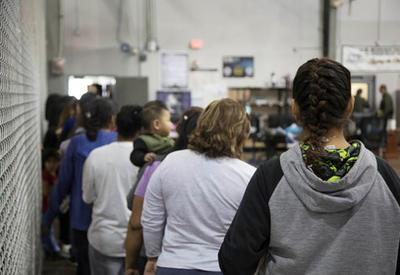 Семилетняя беженка погибла после задержания на границе США