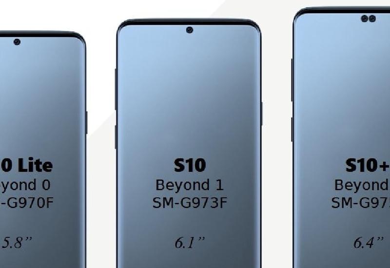 Бюджетный Samsung Galaxy S10 выйдет в шести цветах