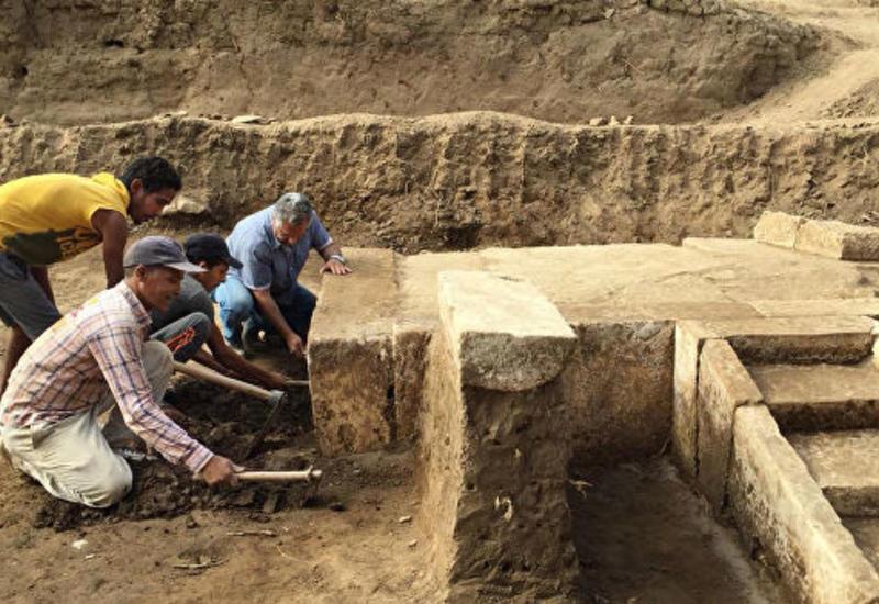 В Египте нашли уникальную гробницу
