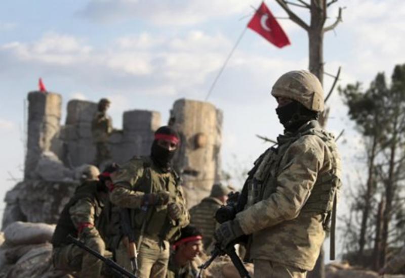 Турция продолжит проводить операции на севере Ирака