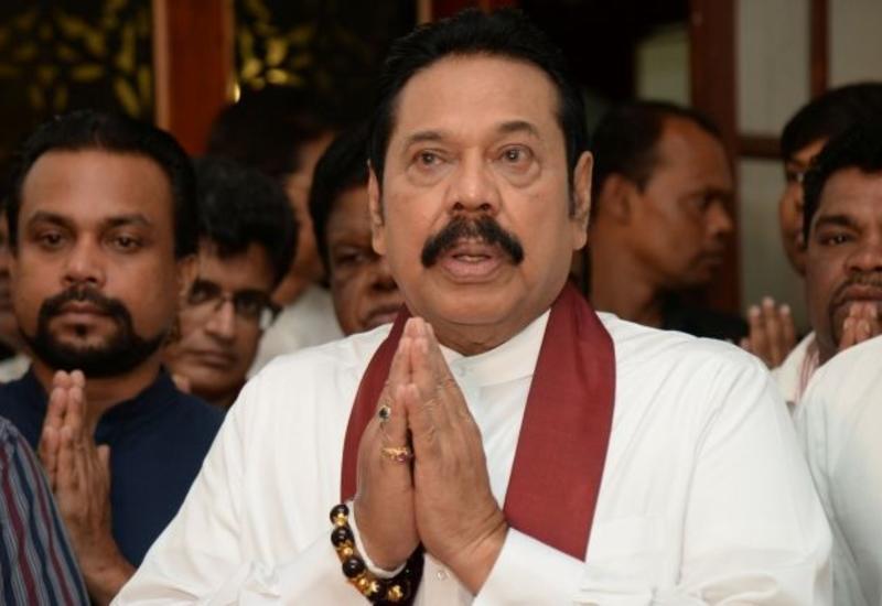 Премьер-министр Шри-Ланки ушел в отставку