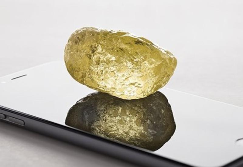 """В Канаде найден крупнейший алмаз Северной Америки <span class=""""color_red"""">- ФОТО</span>"""