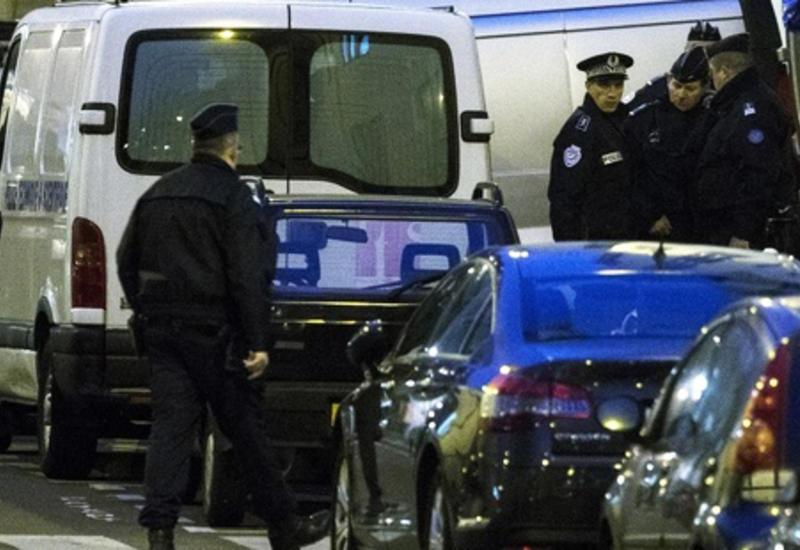 """В Париже начались задержания перед акцией """"желтых жилетов"""""""