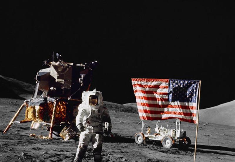 Монетный двор в США выпустит юбилейные монеты в честь 50-летия высадки на Луне