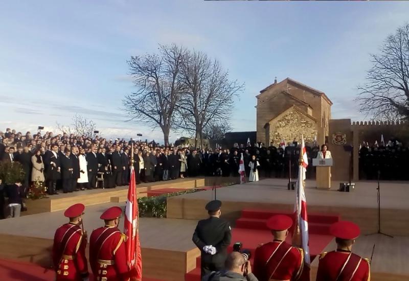 Огтай Асадов принял участие в инаугурации президента Грузии