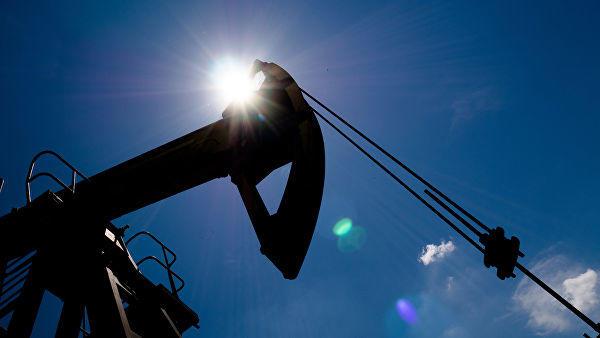 Нефть марки Brent упала вцене до58,8 доллара забаррель
