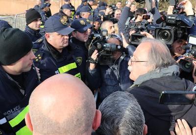 Оппозиция в Грузии обещает продолжить протесты