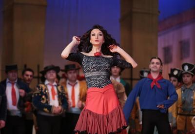 "Испанские страсти - фееричная ""Кармен"" на сцене Театра оперы и балета <span class=""color_red"">- ФОТО</span>"