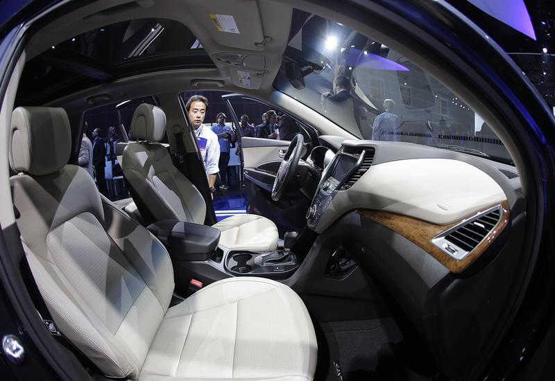 Hyundai представила технологию доступа к автомобилю по отпечатку пальца