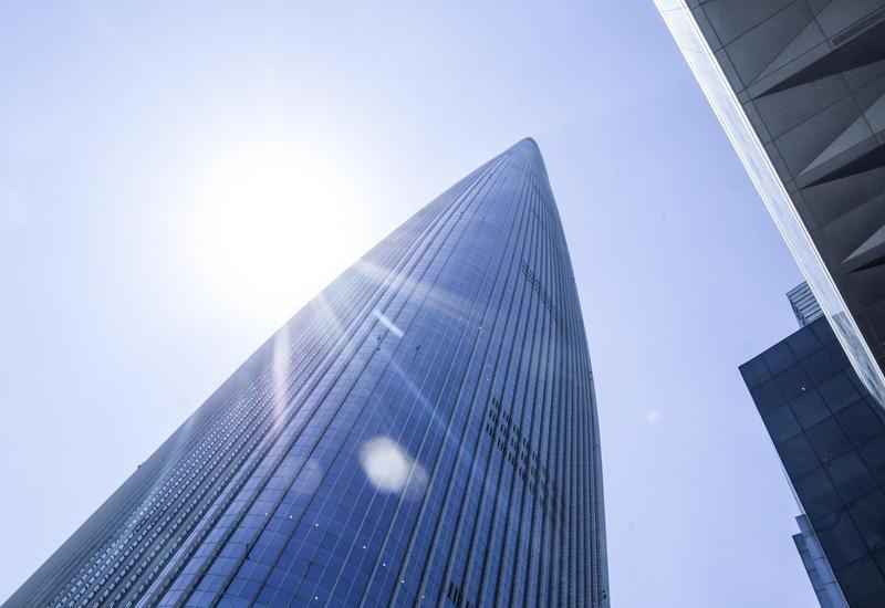 Назван небоскрёб с самым быстрым в мире лифтом