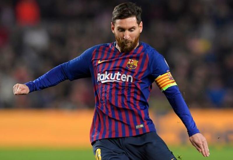 Месси первым в мире забил 50 голов в 2018 году