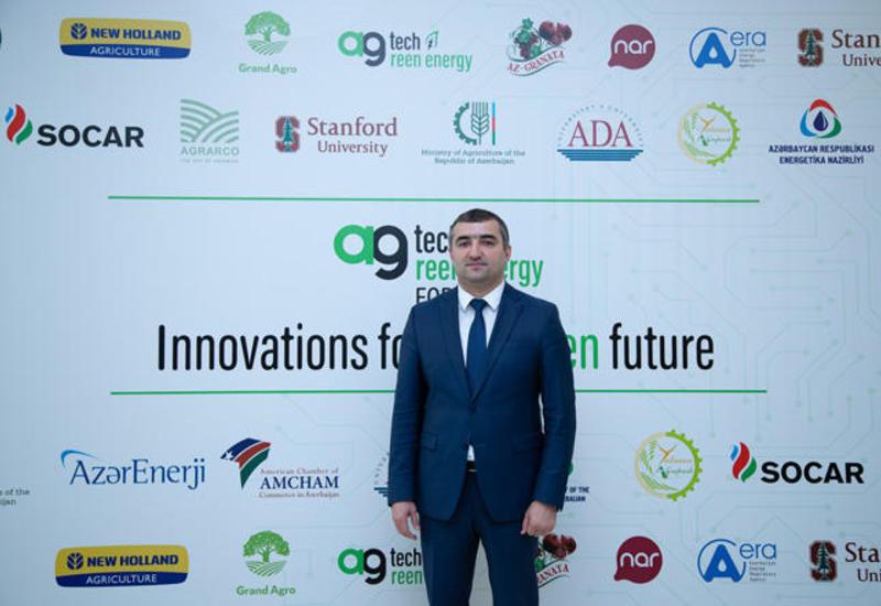 В Азербайджане назначен глава нового ОАО «Аграрная заготовка и снабжение»