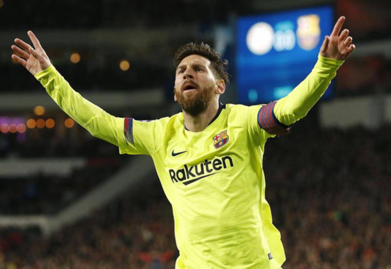 "«Барселона» разгромила «Леванте» благодаря хет-трику Месси <span class=""color_red"">- ВИДЕО</span>"