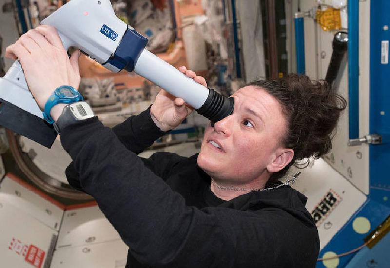 Астронавта NASA могут обвинить в появлении дыры на МКС