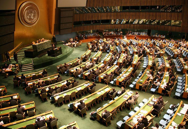 Генассамблея ООН приняла Глобальный договор о беженцах