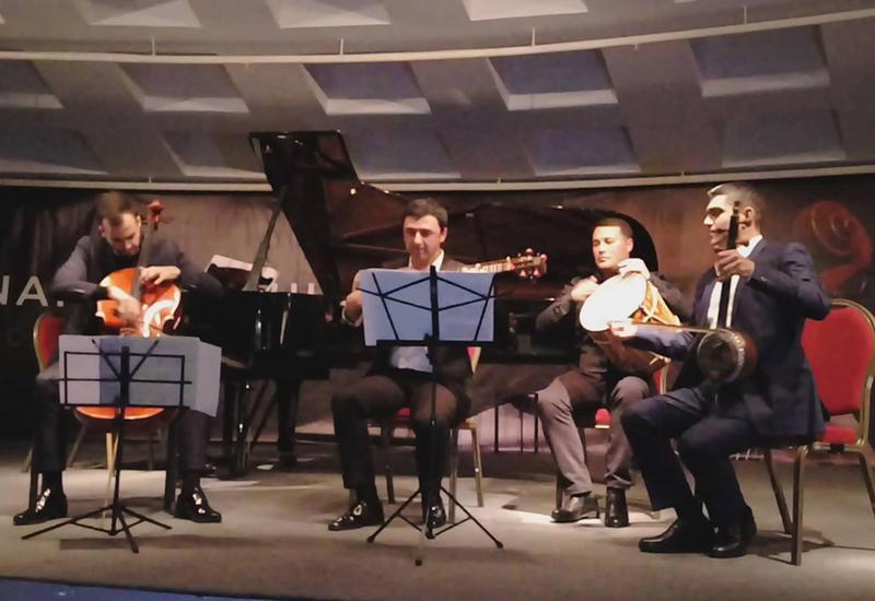 """""""Синтез культур"""" - Португальская классика объединилась с азербайджанским мугамом <span class=""""color_red"""">- ВИДЕО - ФОТО</span>"""