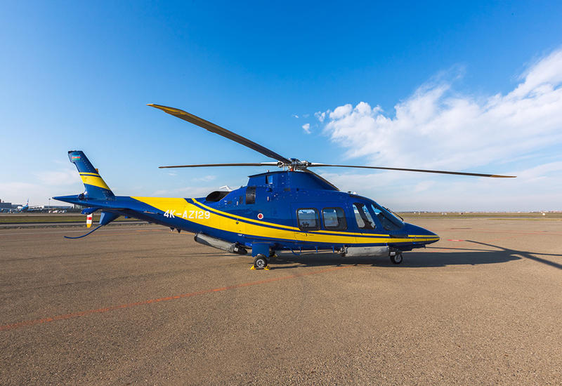 "Флот Silk Way Helicopter Services пополнился современным вертолетом для аэрофотосъемки <span class=""color_red"">- ФОТО</span>"