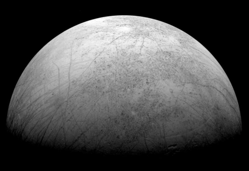 NASA построит атомный бур для поиска жизни на спутнике Юпитера