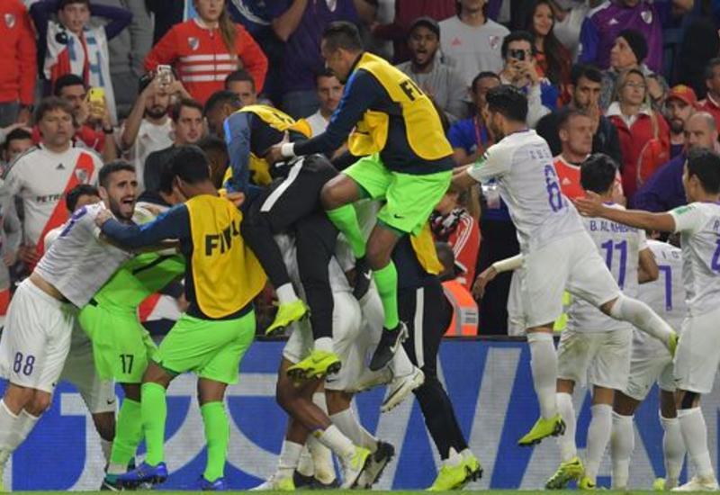 Арабский клуб стал первым финалистом клубного чемпионата мира
