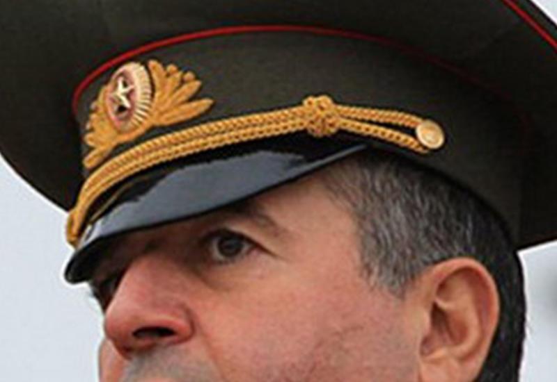 Безопасность Армении доверили провалившему апрельские бои генералу