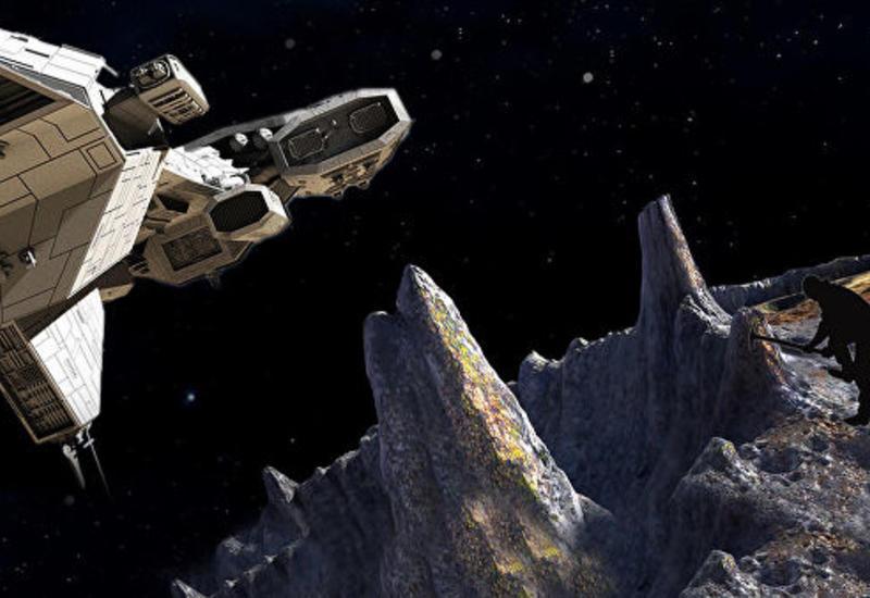 Астероиды спасут Землю от экологической катастрофы