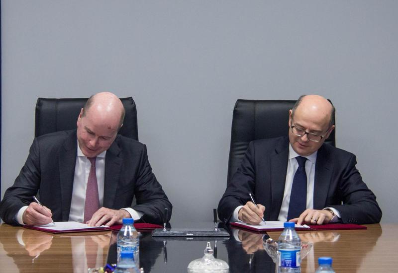 """BP и министерство энергетики изучат возобновляемые источники энергии в Азербайджане <span class=""""color_red"""">- ФОТО</span>"""