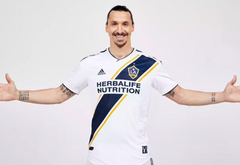 Ибрагимович подписал новый контракт с «Лос-Анджелес Гэлакси»
