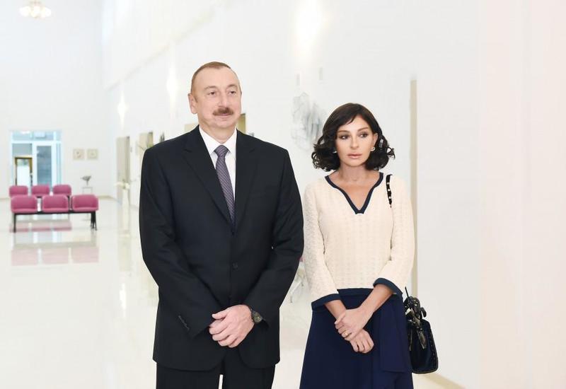 Президент Ильхам Алиев: Реформы в сфере здравоохранения нацелены на то, чтобы граждане Азербайджана были здоровы, получали высококачественные медицинские услуги
