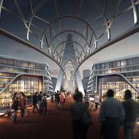 """Завершается проектирование пешеходного моста в рамках проекта Baku White City <span class=""""color_red"""">- НОВЫЙ ПРОЕКТ- ФОТО</span>"""