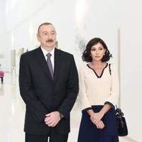 Президент Ильхам Алиев: Реформы в сфере здравоохранения нацелены на то, чтобы граждане Азербайджана были здоровыми, могли пользоваться медицинскими услугами высокого уровня