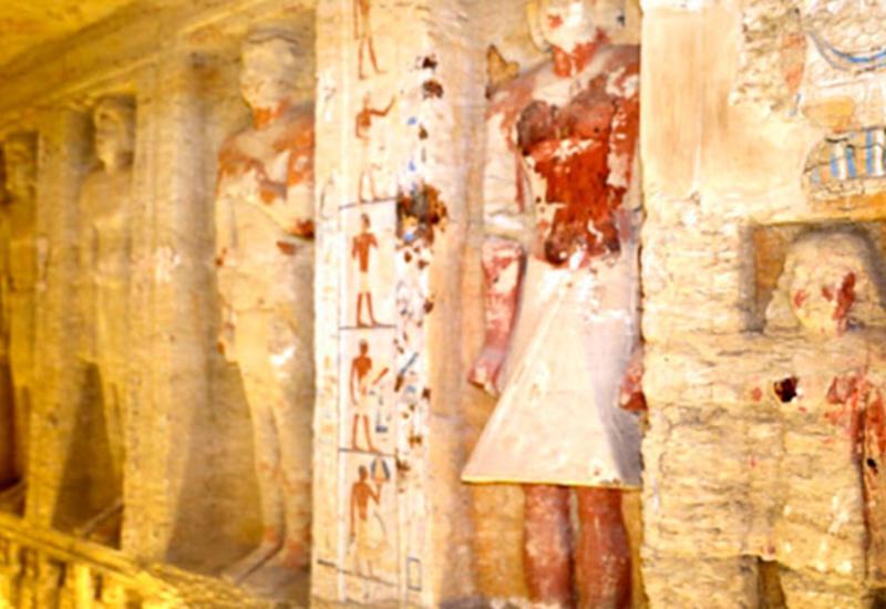 """В Египте нашли гробницу древнего чиновника <span class=""""color_red"""">- ВИДЕО</span>"""