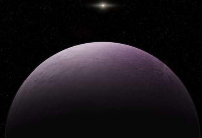 Открыта самая далекая планета Солнечной системы