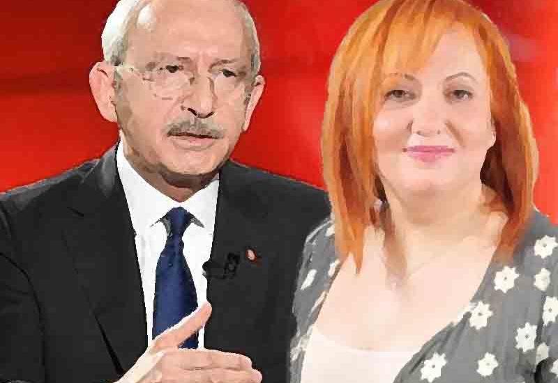 """Erməni aşiqi Kılıcdaroğlu, sizin neçə üzünüz var? <span class=""""color_red"""">- FOTO</span>"""