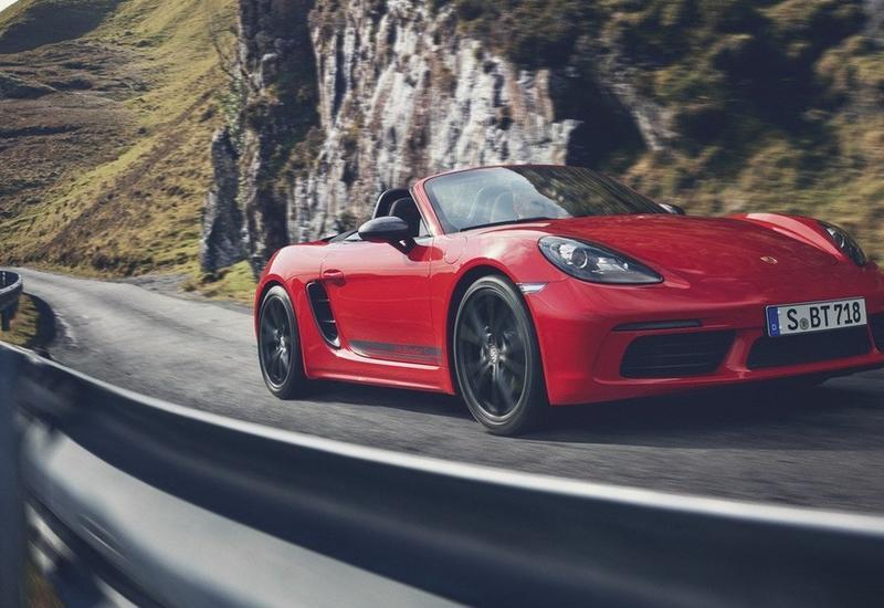 "Новые Porsche Cayman и Boxter <span class=""color_red"">- ФОТО - ВИДЕО</span>"