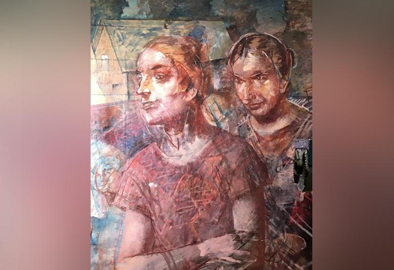 Найден утраченный портрет Пушкина под картиной Петрова-Водкина